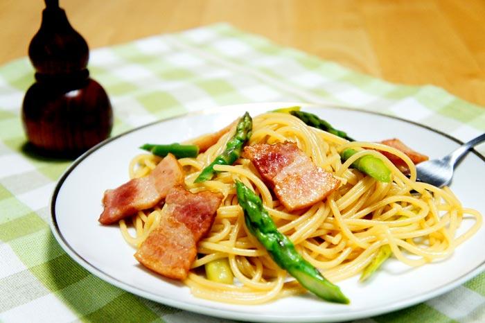Pasta with Yuzushichimi