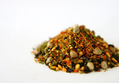 Shichimi Togarashi | More or less hempseed
